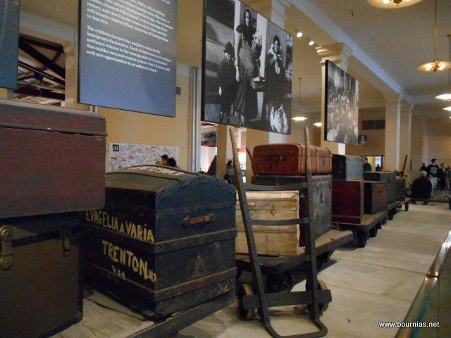 Ellis Island Ευαγγελία Α. Βαριά από τη Χίου