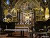 In this cathedral are the paintings of Caravaggio depicting