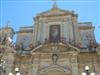 In the area of Mdina (pronounced Medina), this church is