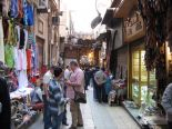 Another view of the suk market area in Cairo