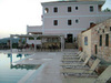 A hotel in Methoni